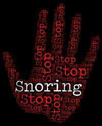 Stop snoring picture